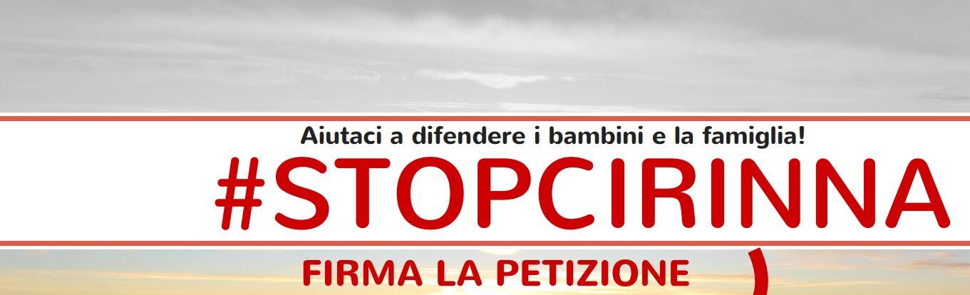 stop cirinnà
