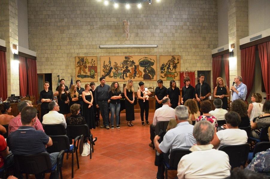 accademia musica tarquinia