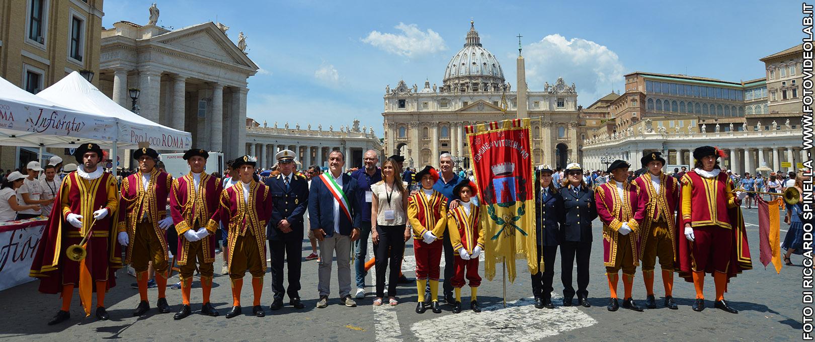 vitorchiano fedeli a roma