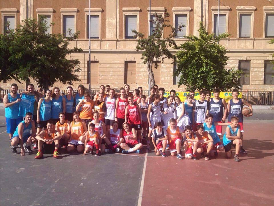 summer basket civitavecchia