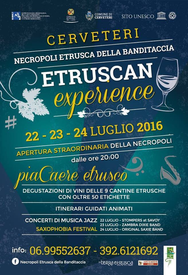 etruscan experience