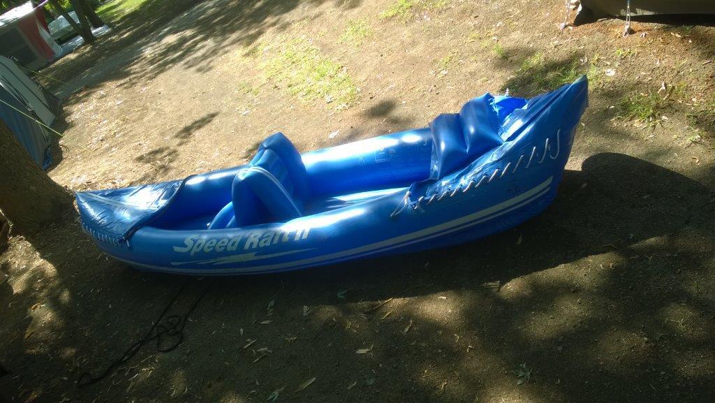canoa recuperata
