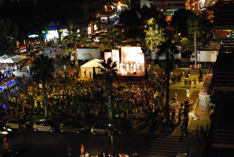 ladispoli WeCan di notte