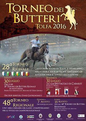 torneo butteri 2016