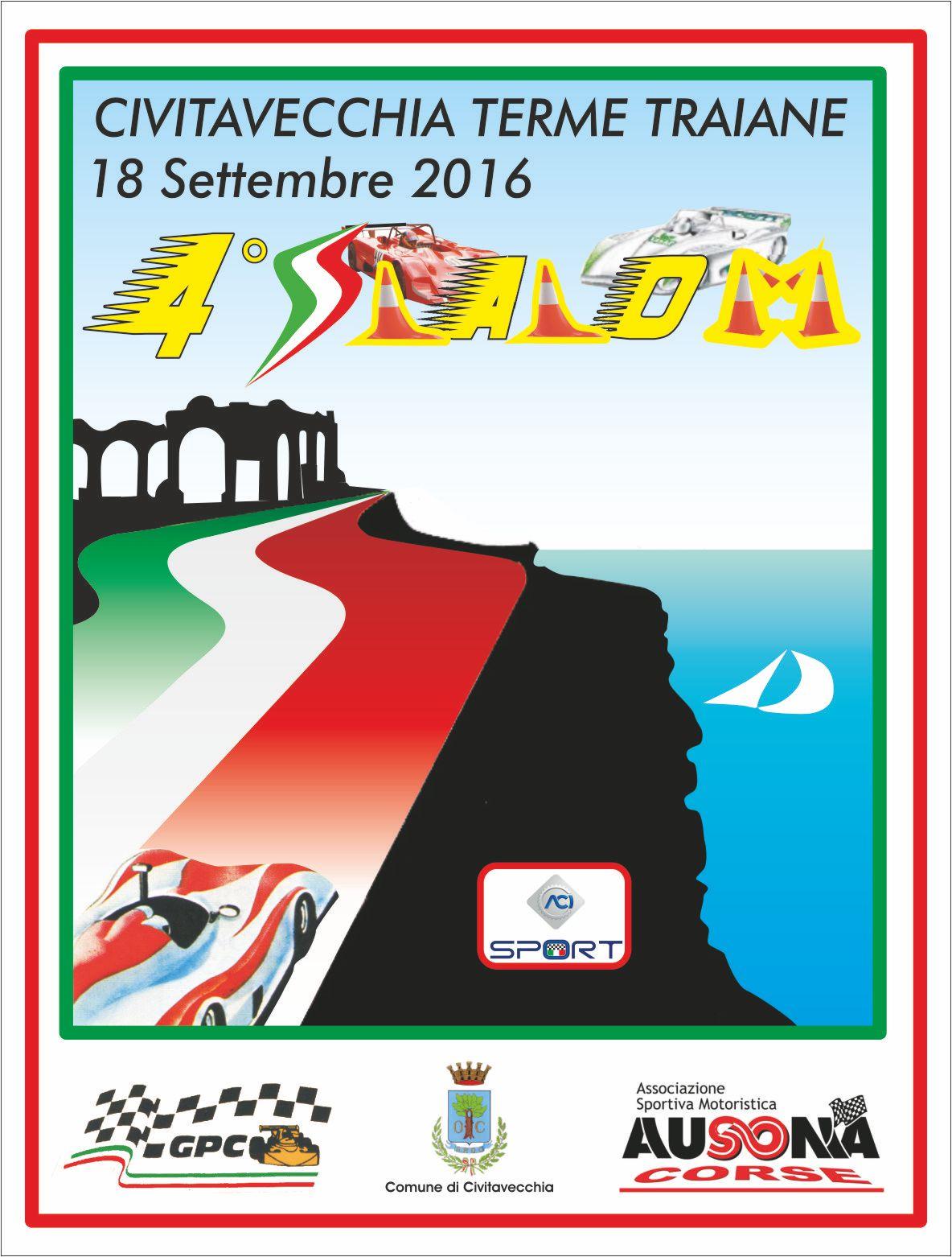 slalom terme traiano 4° edizione
