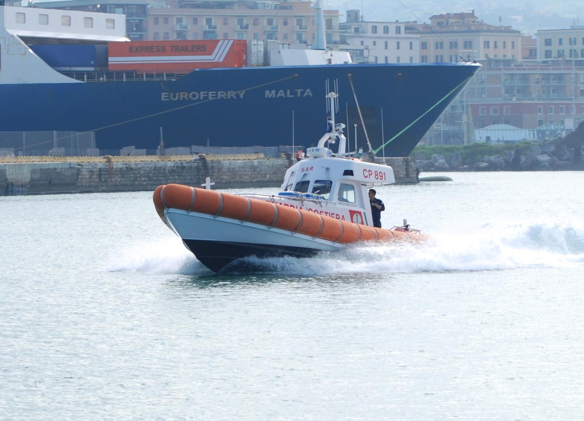 Cp891- guardia costiera