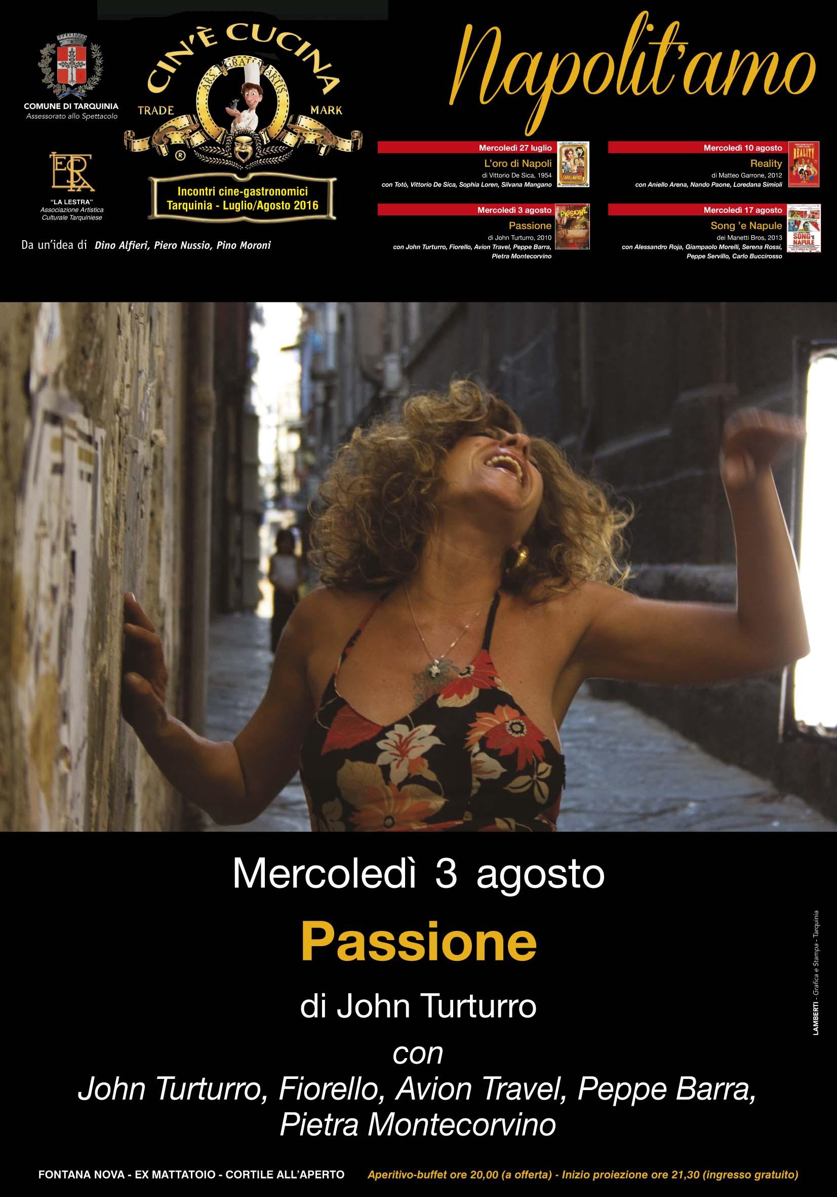 passione turturro