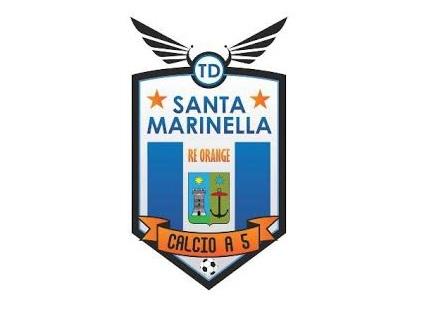 Td santa marinella calcio a 5 logo nuovo