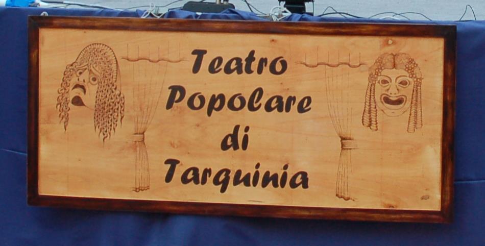 teatro popolare tarquinia