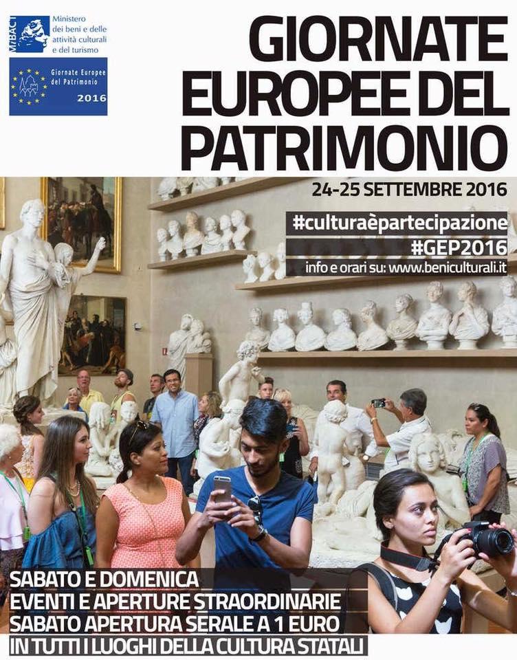 giornate europee de patrimonio