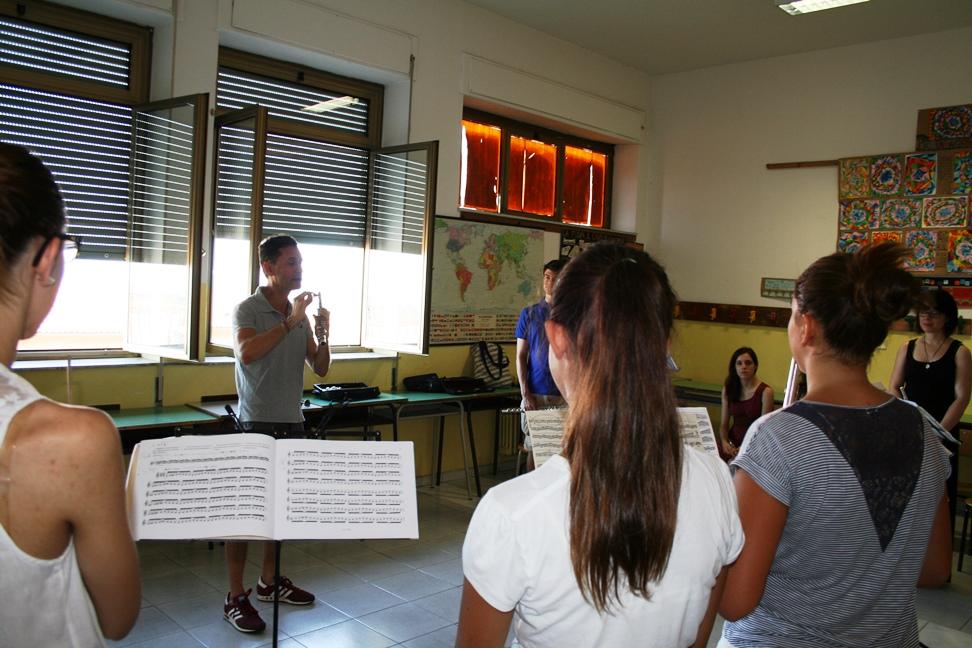 Master class di clarinetto