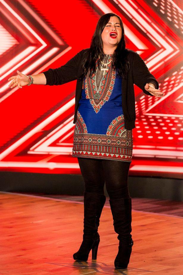 marianna zappi The-X-Factor