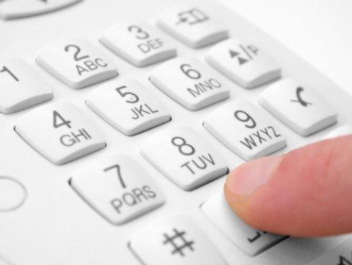tastiera telefono