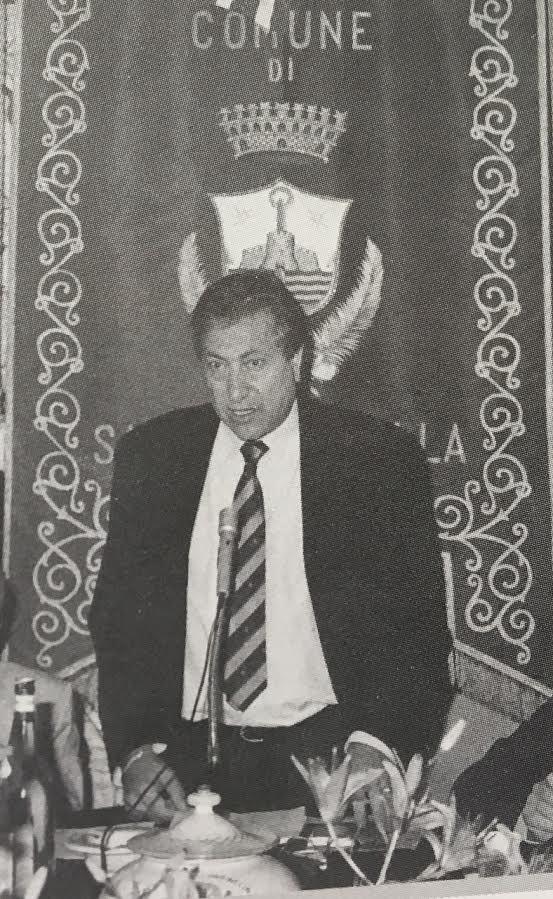 ex sindaco vincenzo de fraia