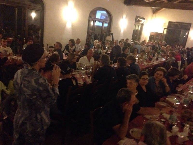 cena comitato farnesina