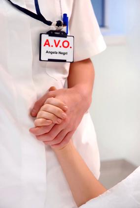volontari ospedalieri