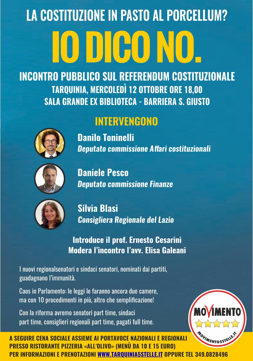 referendum m5s tarquinia