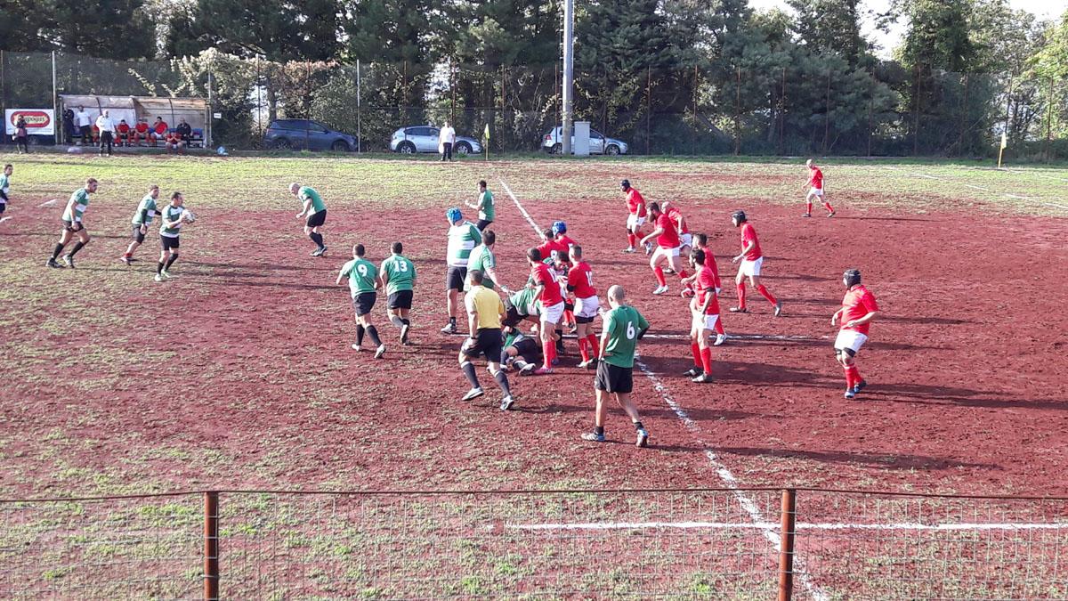 tuscia rugby vs rinos
