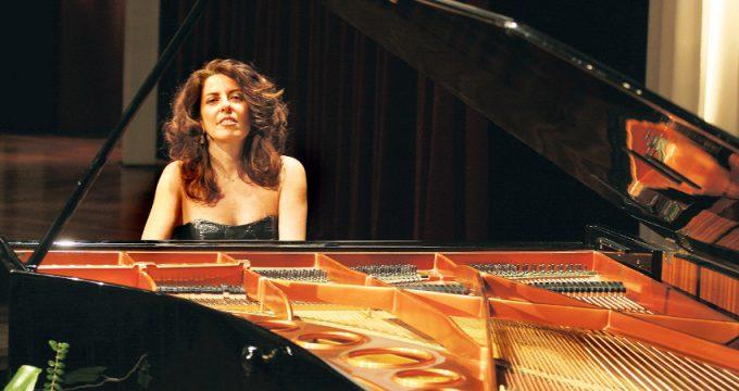 Cristiana Pegoraro Konzert Stadthalle