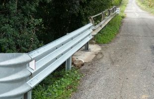guard rail cerveteri