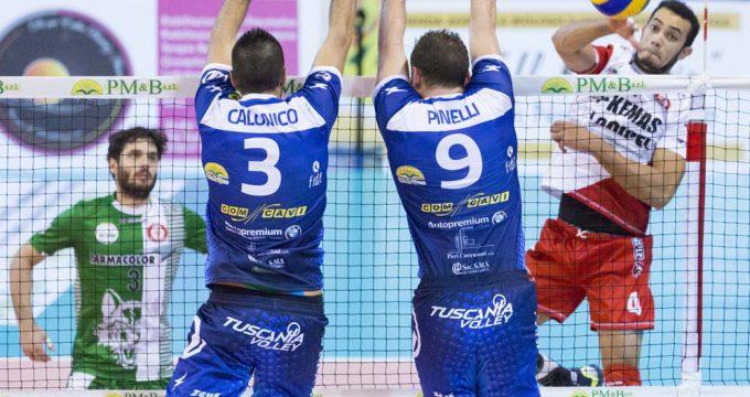 maury's tuscania volley