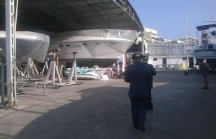 cantiere navale controlli gdf