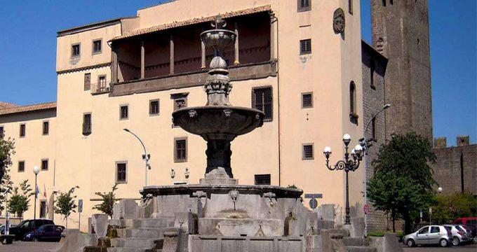 viterbo_museo etrusco, rocca albornoz