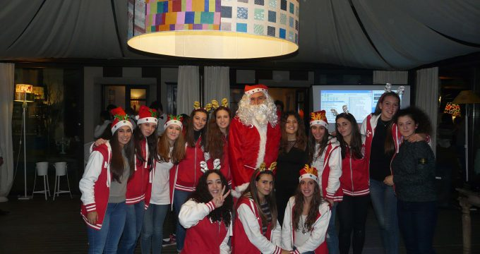 babbo natale vbc volley