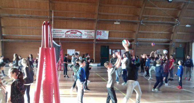 monterosi scuola di pallavolo