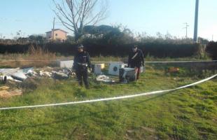 carabinieri civitavecchia, reati ambientali