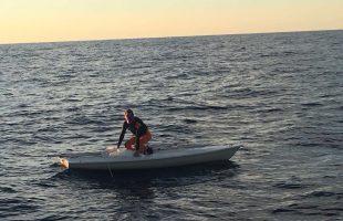 soccorso in mare, fiumicino