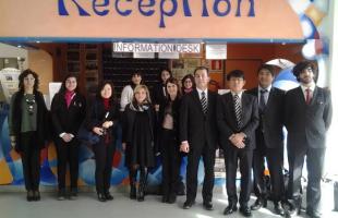 alberghiero civitavecchia delegazione giapponese