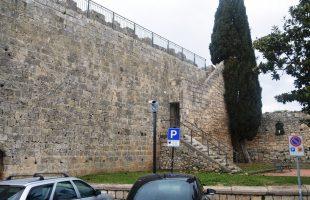 Telecamera viadi Porta Castello tarquinia