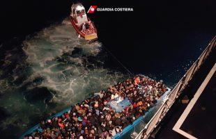 nave Dattilo migranti