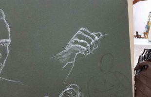 disegno dal vivo