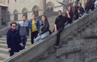 Gruppo alberghiero al Palazzo dei Papi