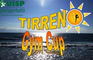 Logo Tirreno Gym Cup Ritmica