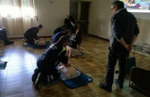 prociv tarquinia defibrillatore