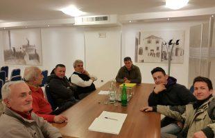 riunione comitato civico
