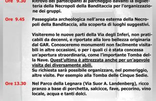 Cerveteri_scampagnata archeologica