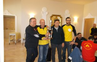 MOTO CLUB AMELIA 1 CLASSIFICATO