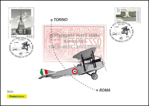 francobollo celebrativo