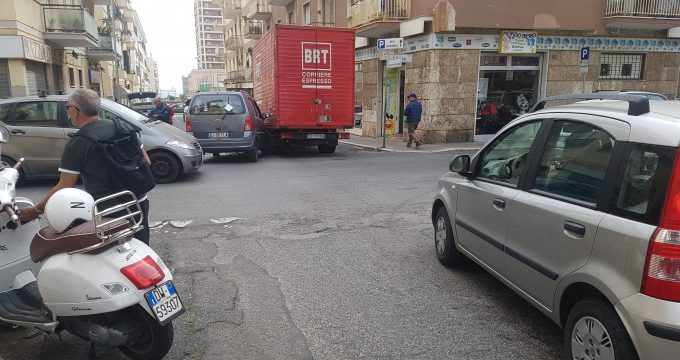 incidente via annovazzi
