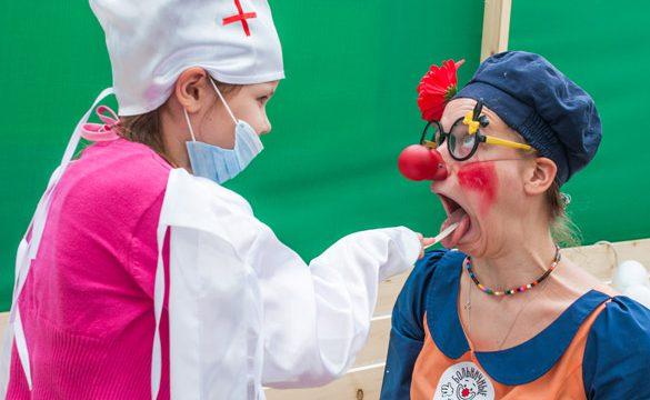 clown corsia