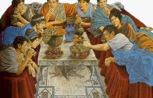 Banchetto etrusco
