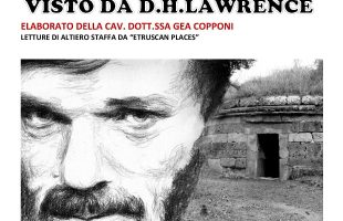 Locandina dh. Lawrence