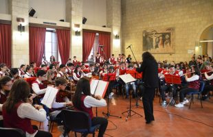 Orchestra concorso musicale tarquinia