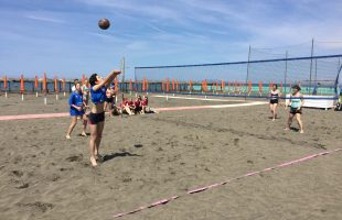 beach volley lido