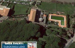 Area Eventi Pineta AVAD - Lungomare dei Tirreni - Tarquinia Lido - VT001
