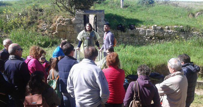 Visite alla tomba degli scudi